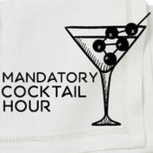 Joe Houde, Mandatory Cocktail Hour, Kathleen Minogue, podcast, Crowdfund Better