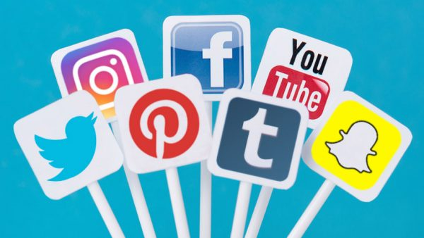 social media icons, Crowdfund Better
