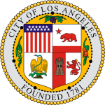 City of Los Angeles, LA, California