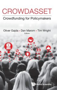 Crowdasset Crowdfunding for Policymakers, Tim Wright, Dan Marom, Oliver Gajda, crowdfunding, community capital, economic development, business advising, business assistance, technical assistance provider, municipal crowdfunding, small business crowdfunding, crowdfunding for small business